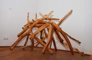 Hoheneder-Holzskupltur